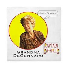 Grandma DeGennaro - Character Spotligh Queen Duvet