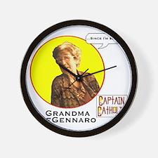 Grandma DeGennaro - Character Spotlight Wall Clock