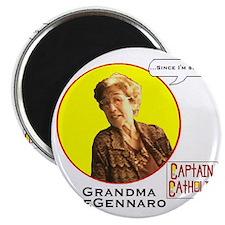 Grandma DeGennaro - Character Spotlight - L Magnet