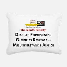 3-Captain Catholic Wants Rectangular Canvas Pillow