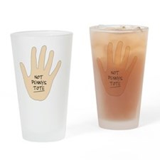 Not Pennys Tote Drinking Glass