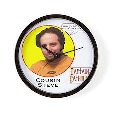 Cousin Steve - Character Spotlight - La Wall Clock