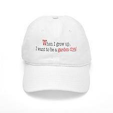 ... a garden diva Baseball Cap