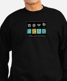 Read - It helps your mind gro Jumper Sweater
