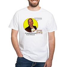 9-Commander Catholic - Character  Shirt