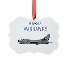 VA-97 Corsair II #2 Ornament