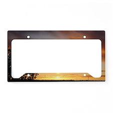 05 14 10 022 License Plate Holder