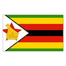 Flag of Zimbabwe Decal