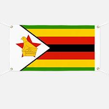 Flag of Zimbabwe Banner