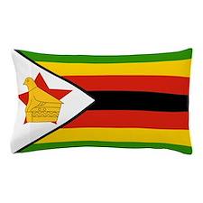 Flag of Zimbabwe Pillow Case