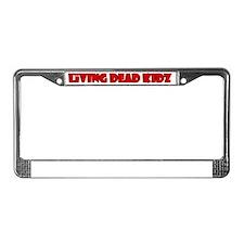 titlexxxl License Plate Frame