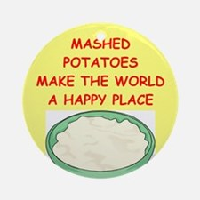 MASHED.png Ornament (Round)