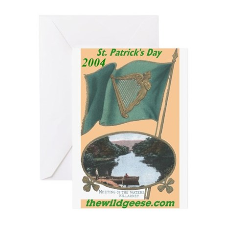 St. Patrick's Day 2004 Cards (Pk of 10)