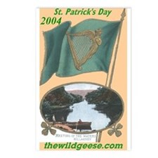 St. Pat. Day, 2004 Postcards (Pack of 8)