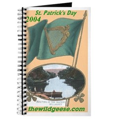 St. Patrick's Day 2004 - Journal