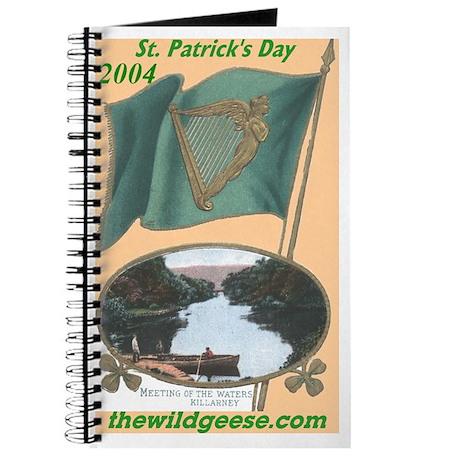 St. Patrick's Day 2004 - Journal