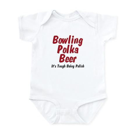 I'm Polish Infant Bodysuit