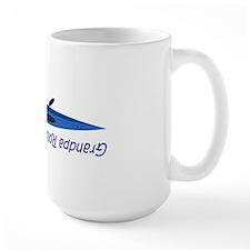 thisishowmygrandpsblue Mug