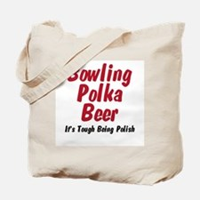 I'm Polish Tote Bag