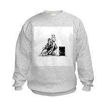 Barrel Racing Sweatshirt