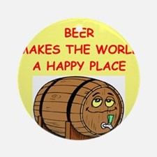 BEER.png Ornament (Round)