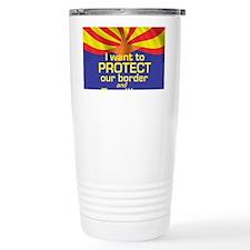 ArizFlag2 E Travel Mug