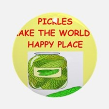 PICKLES.png Ornament (Round)