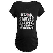 Sawyer Thing bk T-Shirt
