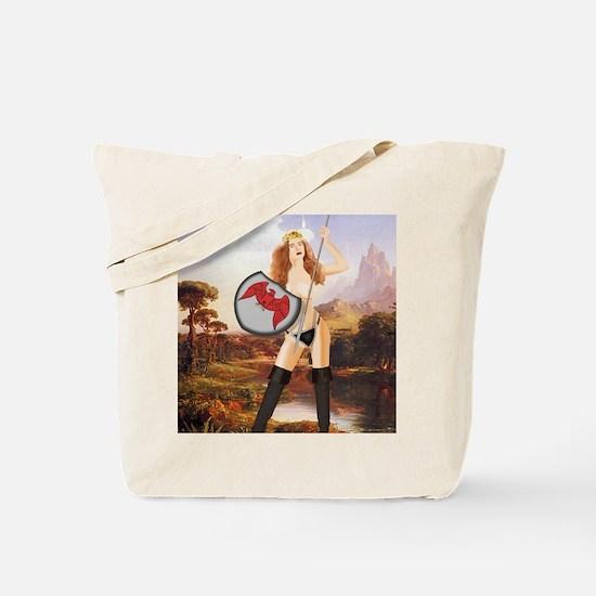 AA76 CP-PSTSML Tote Bag