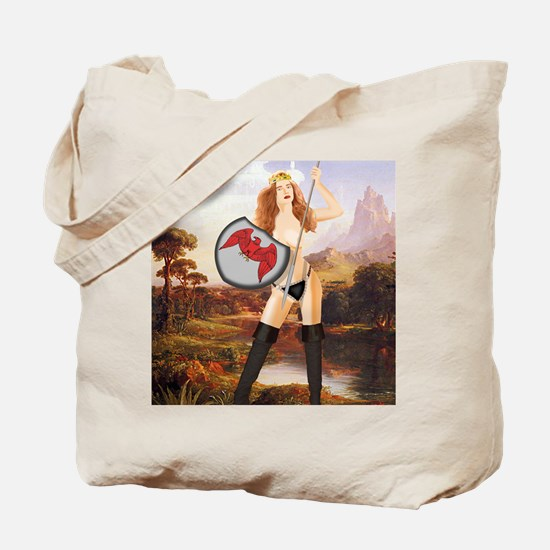 AA76 CP-MOUSE Tote Bag