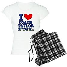 I Love Coach Taylor Pajamas
