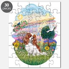 OvOrn-CloudAngel-Cavalier (Blenheim) Puzzle
