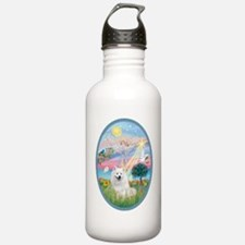 Angel Star - American  Water Bottle