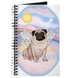 Art and pugs Journals & Spiral Notebooks