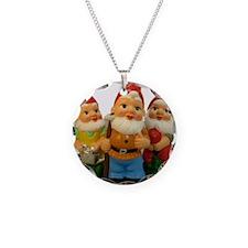 2-Gnome-Important Friends Necklace