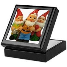 2-Gnome-Important Friends Keepsake Box