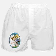 OvOrn-AngelLove-Lhasa Apso 11 Boxer Shorts