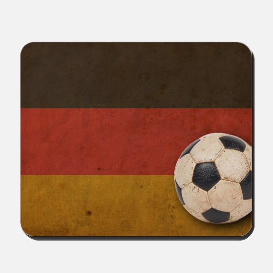 VintageGermany7 Mousepad