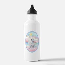 Heavenly Sea-Bull Terr Water Bottle