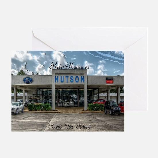 1-Robert-Hutson-Stone-large Greeting Card