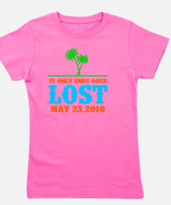 Ends Once MP Girl's Tee