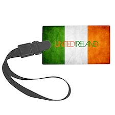 unitedireland_faded Luggage Tag