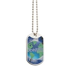 Oceanic Airlines Mini Poster Dog Tags