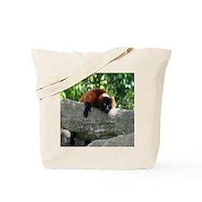 lemur-Cstr Tote Bag