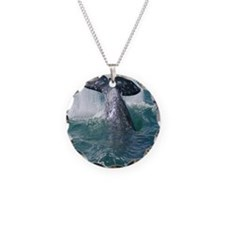 Copy of 1st close up whale!- Necklace