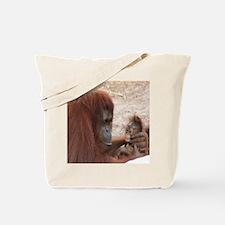 orang mombaby-cstr Tote Bag