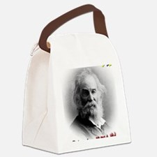 walt-kingfu-shirt Canvas Lunch Bag