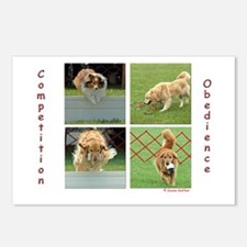 Obedience Postcards (Package of 8)