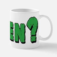 Green? Mug