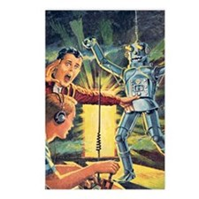 Giant Robot Postcards (Package of 8)